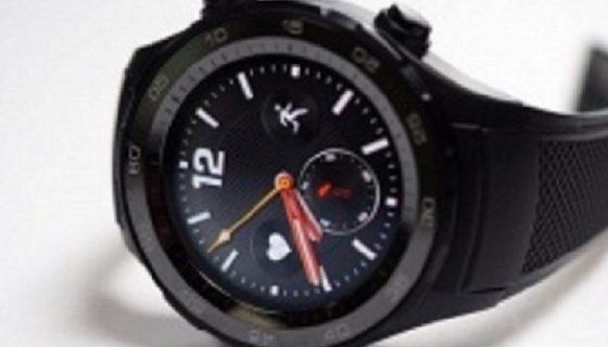 ساعت هوشمند با قاب لمسی در راه هست